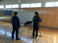 トレーニング方法の実演!